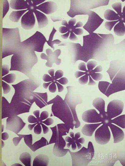 博兴彩涂印花板