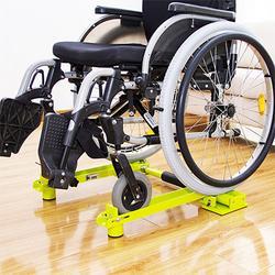 佰多轮跑步机家用款超静音折叠小型室内轮椅骑行台