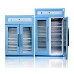 玻璃门实验室冰箱