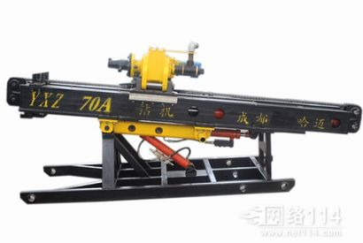 西昌雅江成都YXZ70A锚索跟管钻机厂家价格|70锚杆钻机