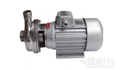 东莞市冠星水泵有限公司的40F-13D316L不锈钢耐腐蚀泵