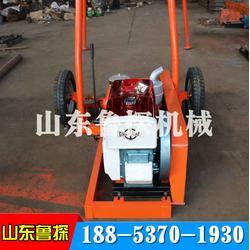 砂金矿用工程勘察钻机小型地质勘探钻机SH302A取沙样钻探机