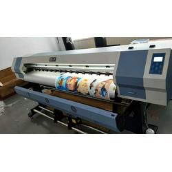 1.8米UV卷材喷绘机,打印机,双喷头高精写真机,送货安装