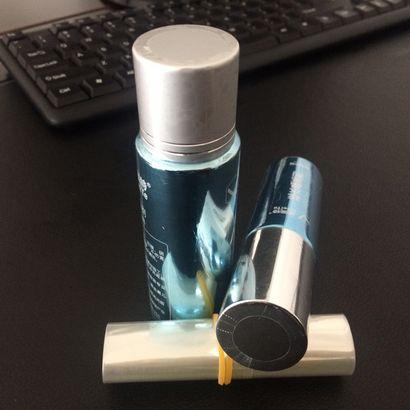 厂家直供高档化妆品盒子收缩膜 化妆品瓶口密封膜