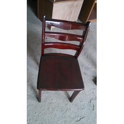 实木椅子酒店饭店专用餐椅会议室椅子橡木椅厂家定制图书馆桌椅