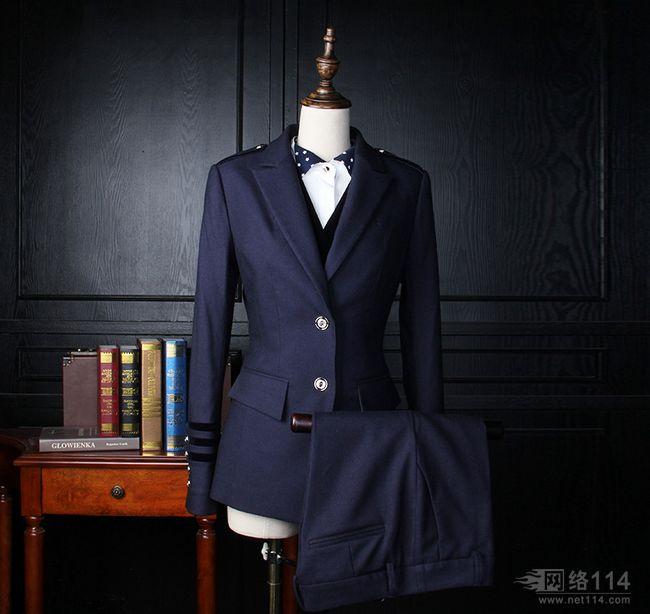 时尚职业装定制