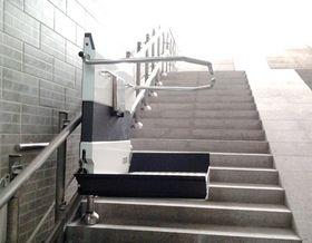 地铁楼梯需要安装无障碍升降机,无障碍升降机厂家,无障碍升降机查看原图(点击放大)