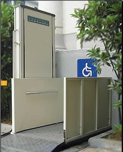 残疾人升降平台,无障碍升降平台,广州无障碍升降平台