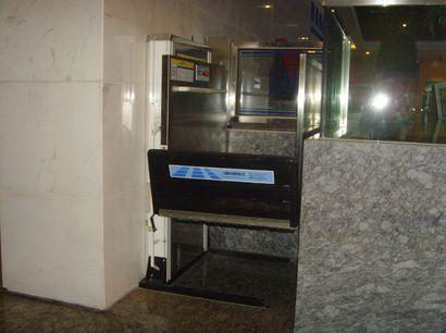 残疾人电梯,残疾人升降平台
