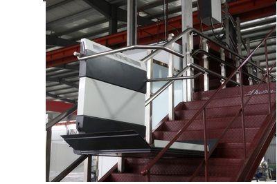 无障碍斜挂式升降机,座椅电梯