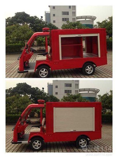 昆明电动消防车