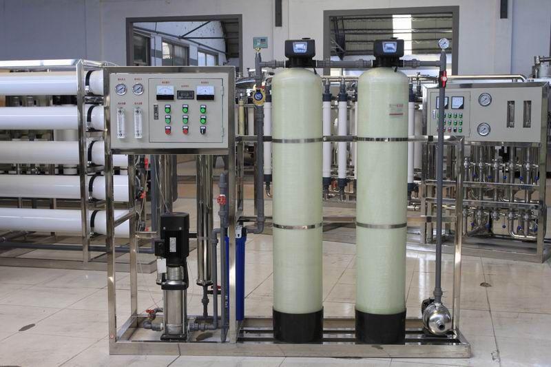工业锅炉去离子纯化水制取设备 无锡科雷水处理设备有限公司