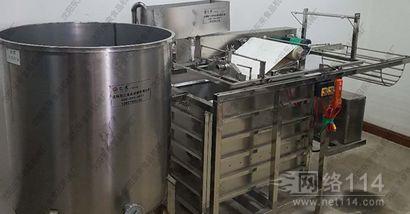 沈阳大豆腐机组成套设备