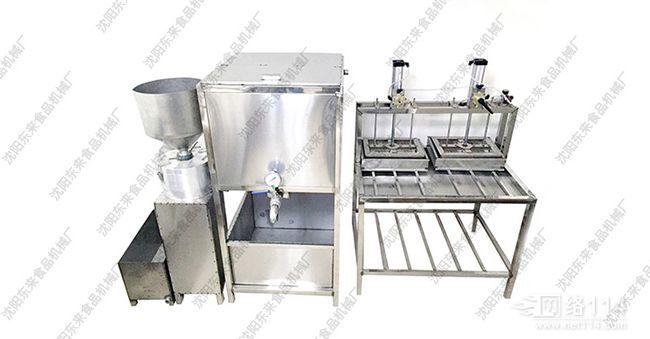 沈阳大豆腐机成套设备