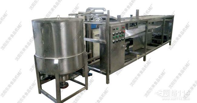 沈阳全自动干豆腐生产线
