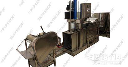 沈阳分体式全自动干豆腐机