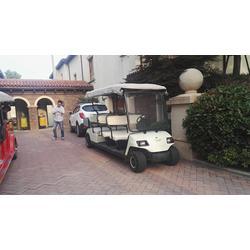 昆山八座高尔夫看房车,吴江电动高尔夫球车