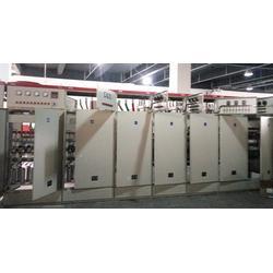 自动投切电容器组的电容补偿柜提高功率因数