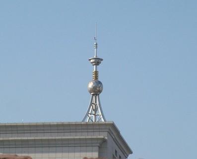 装饰塔设计-装饰塔制作-装饰塔安装