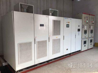 一体化设计的腾辉TH-HVF高压变频器,厂家直销包售后