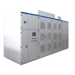高压变频器实现电机软起动调速节能多种功能