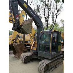 杭州二手沃尔沃80D挖掘机出售
