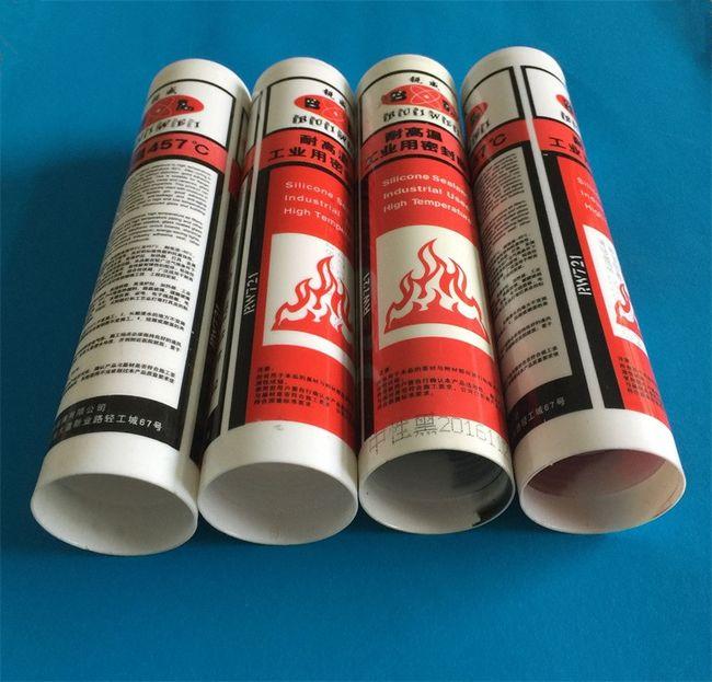 耐高温工业密封胶、高温玻璃胶、无密封胶、广州高温胶批发