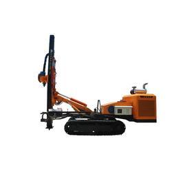 YGL100型柴动电动双动力全液压履带锚固多功能钻机