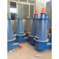 厂家直供聚氨酯脱泥旋流器除渣浓缩旋流器FX350型旋流器