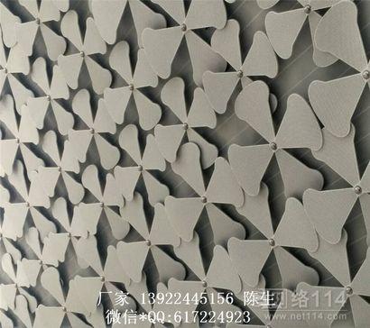 广州幕墙铝挂板,广州金属天花,广州雕刻板