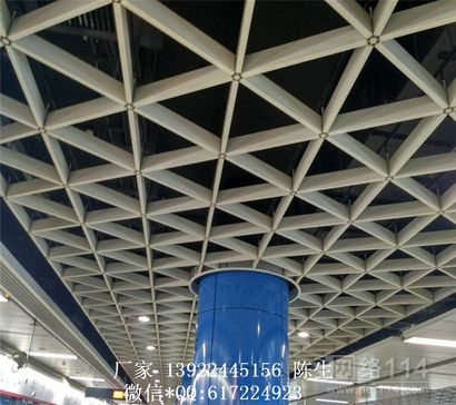 厂家直销铝格栅铝挂片,铝单板U型槽吊顶天花,铝方通吊顶