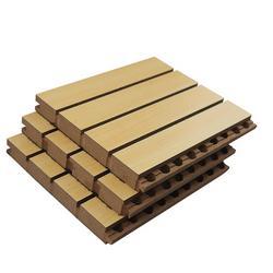 木质吸音板种类介绍