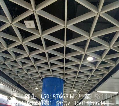 厂家直销型材吊顶 铝合金吊顶方通 木纹型材铝方通