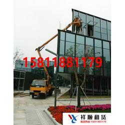 高空作业车、厂房仓库高空作业、21米直臂车速度快节省时间