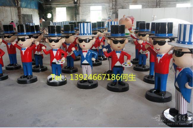 影视机器人模型雕塑