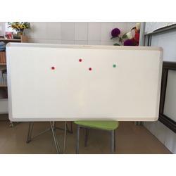 厂家直销诺迪士中高档磁性留言写字板壁挂式教学树脂白板