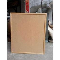 广州厂家定做诺迪士实木边软木板批发教学文化通知宣传板