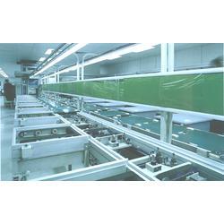 税控机组装生产线