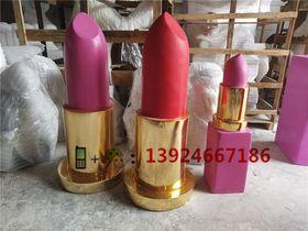 品牌唇膏造型雕塑玻仟唇膏模型定做工厂查看原图(点击放大)