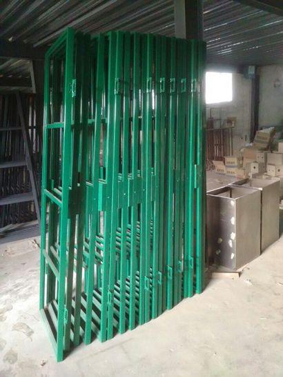 郑州铁艺护栏喷塑加工
