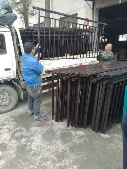 郑州静电喷塑加工,郑州护栏喷塑加工