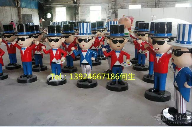 深圳玻璃钢雕塑厂