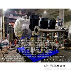 上海沐泉泵阀无负压变频供水设备变频给水装置