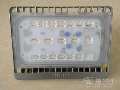 飞利浦LED泛光灯室外灯BVP161 30W 50W 70W