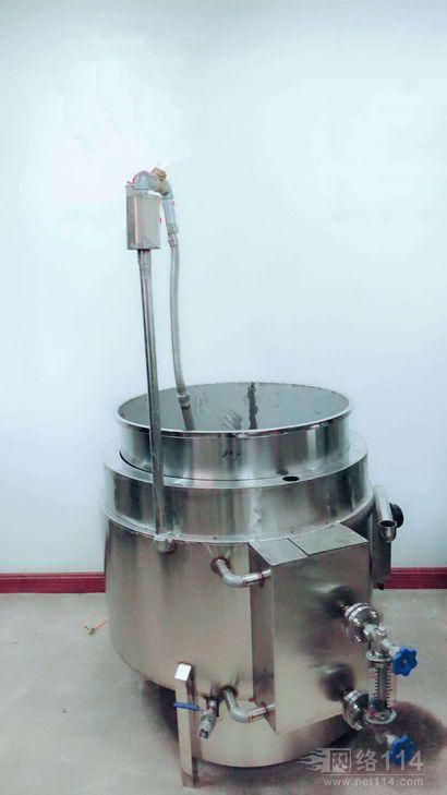 煤气两用糊香味节能自动煮浆锅
