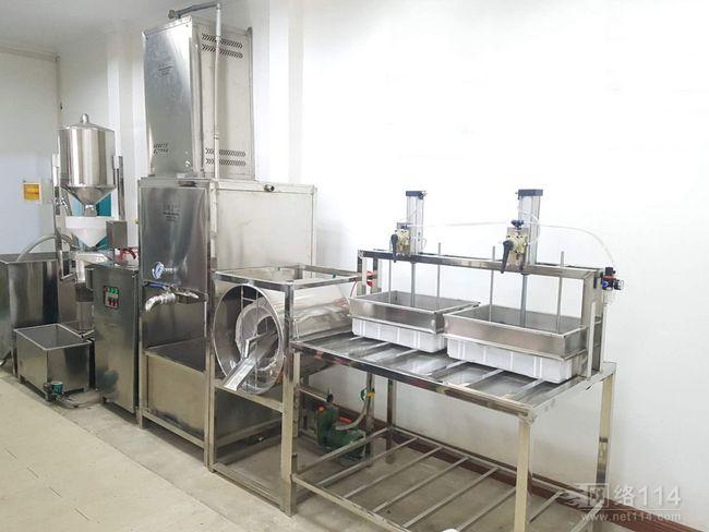 全自动豆腐生产线