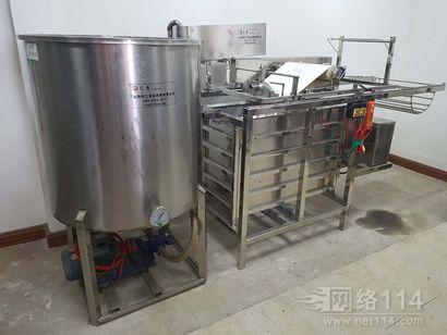 中小户型自动干豆腐机