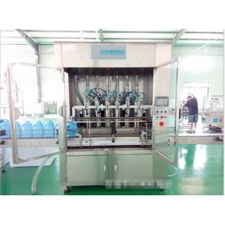 淄博泰安棕榈油灌装机冠邦机械