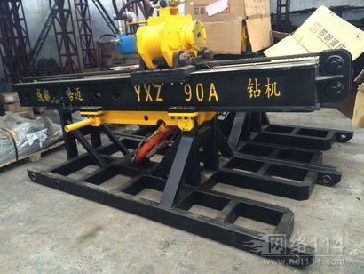 四川成都哈迈YXZ-70A全液压边坡基坑抗浮锚索锚固钻机