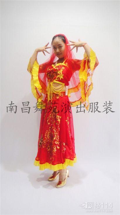 南昌舞蹈服装租赁